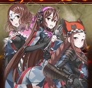 VC-Duels Rembrandt Sisters