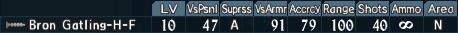 Gatling turret 5-f