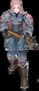 VC3 Juliana Render - Gallian Militia Shocktrooper