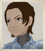 VC Rosina Portrait