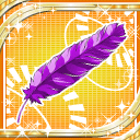 Space-Time Feather H icon