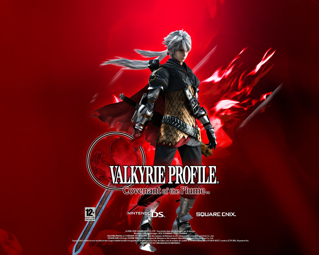 Valkyrie Profile Covenant of The Plume Wylfred Valkyrie Profile Covenant of