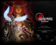 Valkyrie profile covenant of the plume wall 3