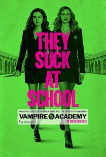 Vampireacademy poster