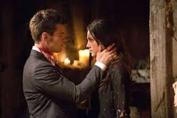 Elijah finds out that Hayley isn't dead