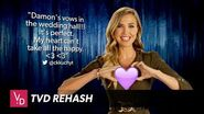 The Vampire Diaries - Rehash I'll Wed You in the Golden Summertime