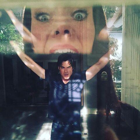 File:2015-09-22 Ian Somerhalder Annie Wersching Instagram.jpg