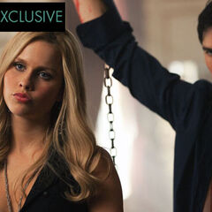 Rebekah and Damon 3x18