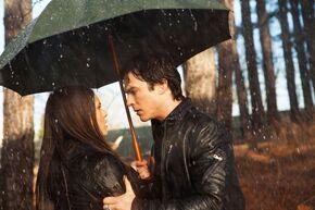 Damon Elena Rain.jpg