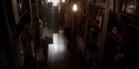 Kieran's Secret Apartment