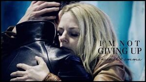 I'm not giving up hook & emma 4x02-0