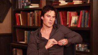 Ian Somerhalder Previews The Vampire Diaries Season 8