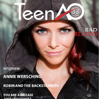 Teen Art Out — Sep 2015,United States, Annie Wersching