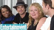 'Vampire Diaries' castmembers say what they'd wait in long Comic-Con lines for