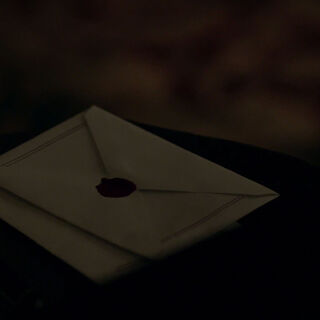 Damon's Letters to Bonnie and Alaric