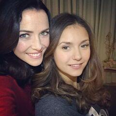 Annie and Nina