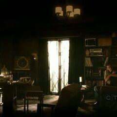 Stefan's room
