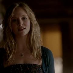 Silas as Caroline