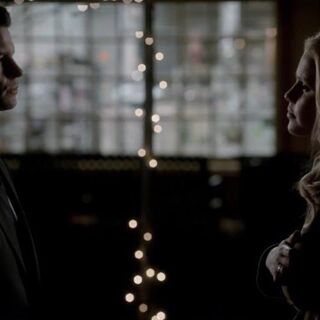 Elijah and Rebekah-reunited.
