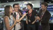 Comic-Con 2010 Vampire Diaries - Part 1