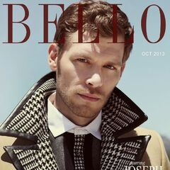 Bello #51 — Oct 2013, United States, Joseph Morgan