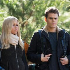 Rebekah and Stefan