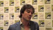 Ian Somerhalder Talks The Vampire Diaries Season 7