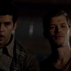Klaus and Josh