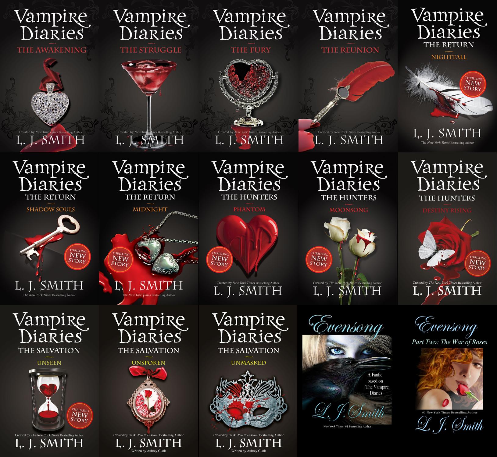 The Vampire Diaries Wikibackground