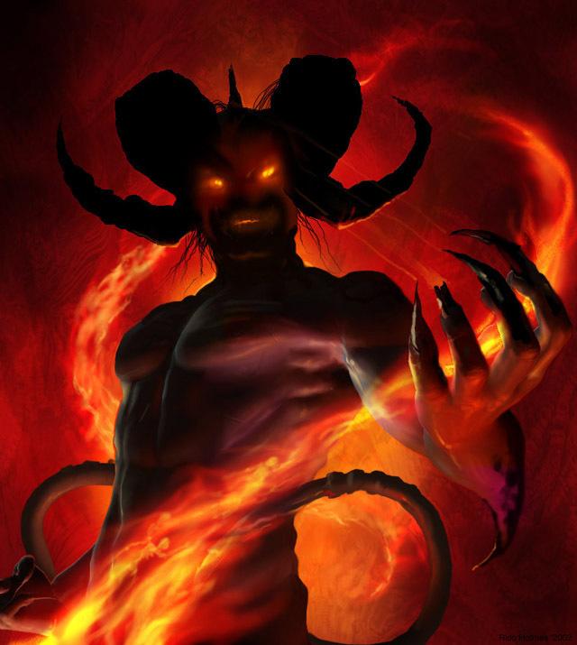 Resultado de imagen para pic of the devil