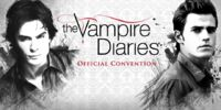 The Vampire Diaries Official Convention