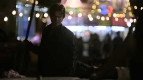 Vampire Diaries Season 2 Bloopers