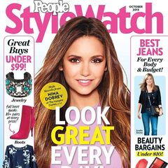 People Style Watch — Oct 2013, United States, Nina Dobrev