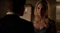 Stefan and Caroline snapshot three 6x22
