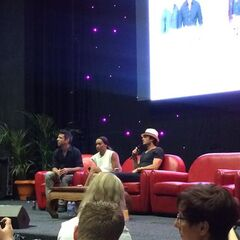 Ian Somerhalder, Kat Graham