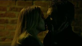 The Originals 3x11 Klaus stops Cami from killing a girl, Cami breaks Klaus'neck