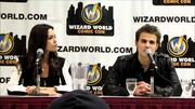 """VAMPIRE DIARIES"" & ""BEING HUMAN"" AT WIZARD WORLD TORONTO COMIC CON 2012"