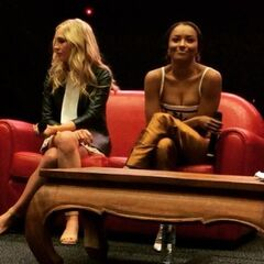 Candice Accola, Kat Graham