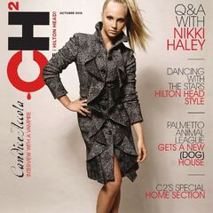 CH2 — Oct 2010, United States, Candice Accola