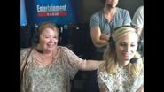 SDCC 2016 The Vampire Diaries Cast - Entertainment Weekly Radio Interview