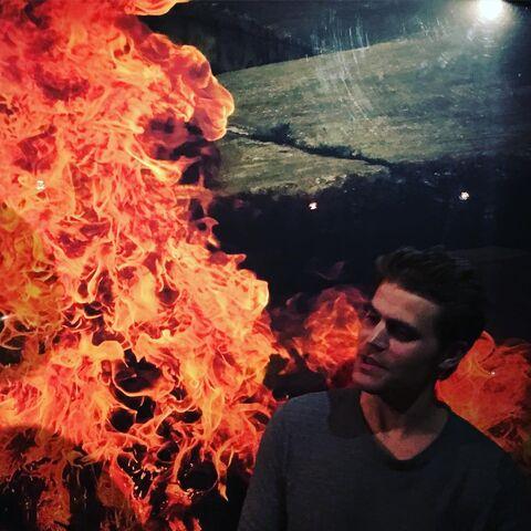 File:2015-10-18 Paul Wesley Michael Malarkey Instagram.jpg
