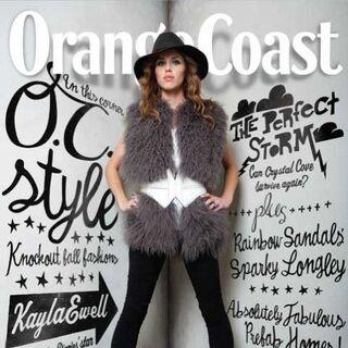 Orange Coast — Sep 2009, United States, Kayla Ewell