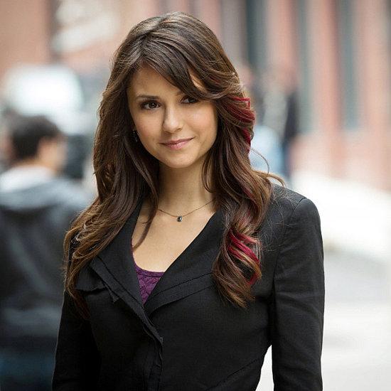 Nina as Elena Gilbert