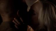 Jesse and Caroline kiss