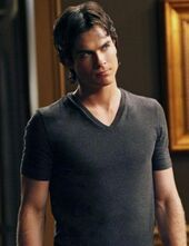Damon Salvatore-Antihero