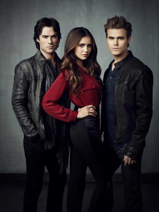 Image - Stefan-Elena-Damon-Season-4-Promo-the-vampire ...  Vampire Diaries Elena And Damon Season 4