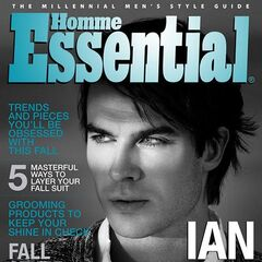 Essential Homme — Fall 2012, United States, Ian Somerhalder