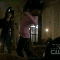 Rose slapping Elena
