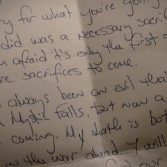 Pastor's Letter