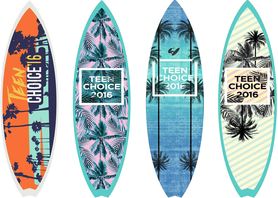File:2016 Teen Choice Awards Surfboard.png